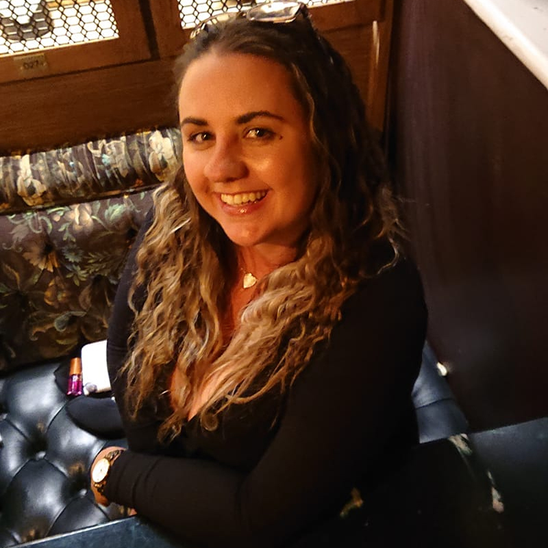 Danielle Salih - sales leader, Bronze Ambassador